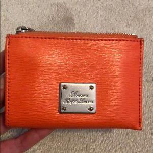 Orange Ralph Lauren Coin Purse